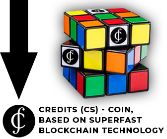 Credits - new cryptocurrency