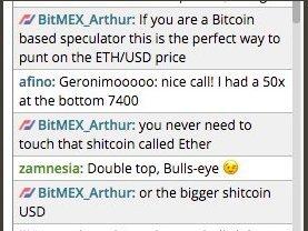 Bitmex Accused of Manipulating Ethereum's Price