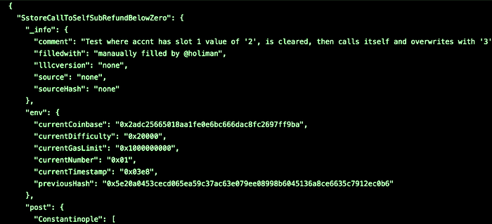 Ethereum Testnet Bug Found and Fixed