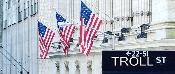 Wall Street Troll Street