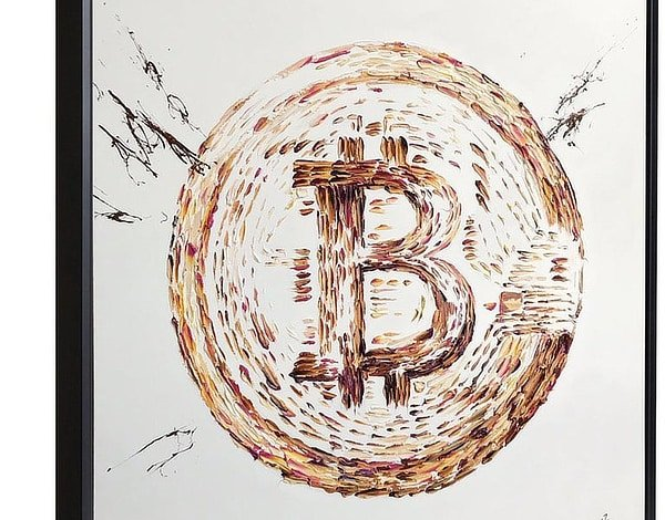 Bitcoin fan art, July 2019