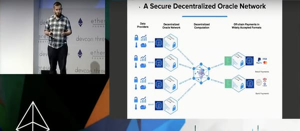 Chainlink at Devcon 3