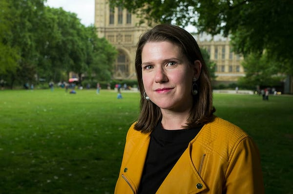 Jo Swinson, Libdems