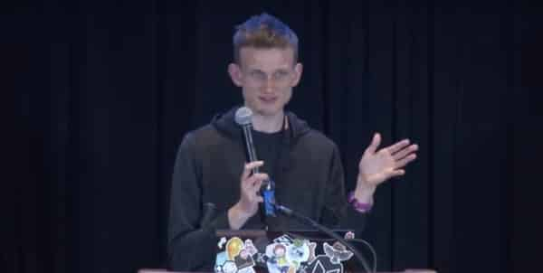 Vitalik Buterin at Stanford Blockchain Conference, January 30 2019