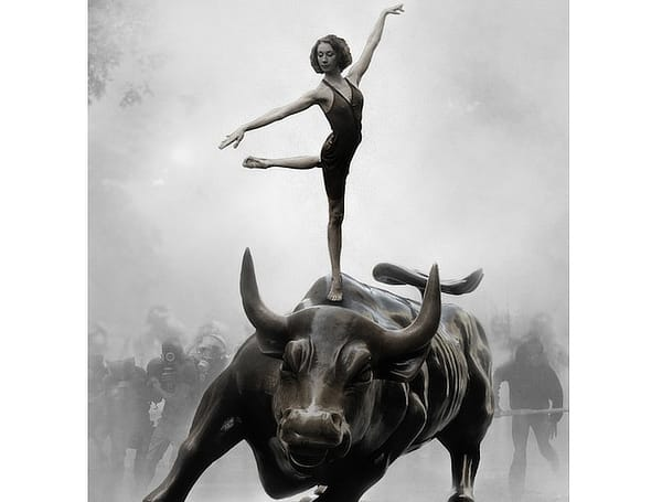 Occupy Wall Street co-founder learns Solidity