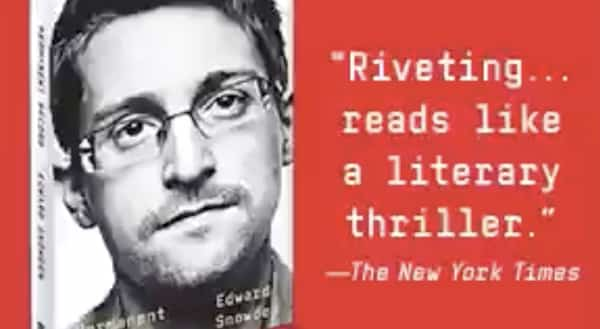 Snowden, Permanent Record, Bitcoin