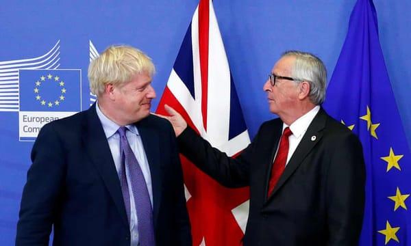Boris EU deal, October 2019