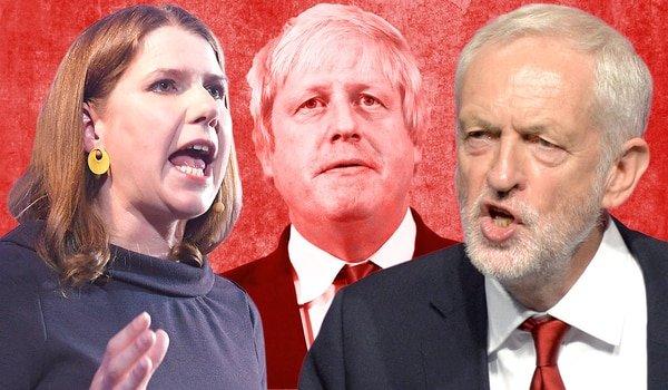 Boris, Jo, Corbyn