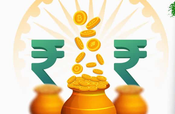 Cashaa, India, bitcoin