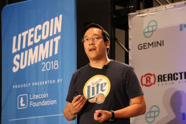 Litecoin's Charlie Lee