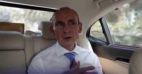 Nigel Green, deVer CEO