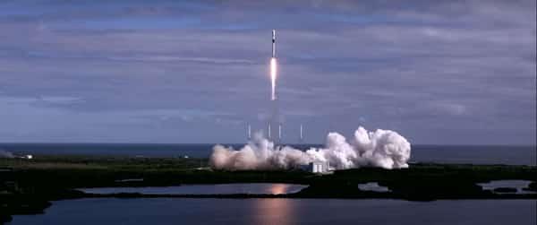 SpaceX Rocket launch, Nov 11 2019
