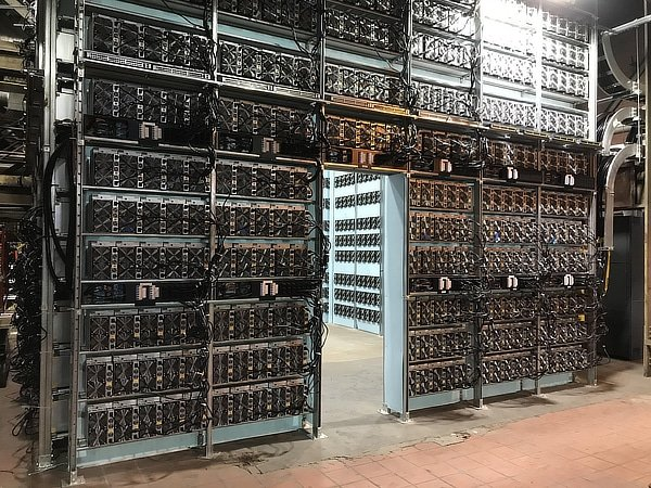 cluster mining cryptocurrency