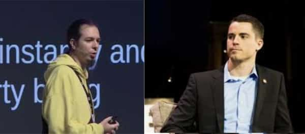 Roger Ver and Amaury Sechet