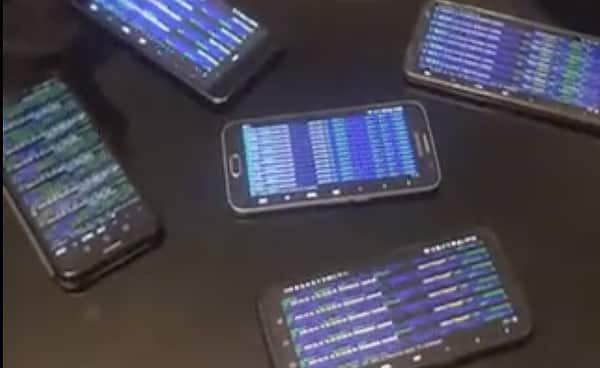 Ethereum 2.0 testnet running on mobile, Feb 2020