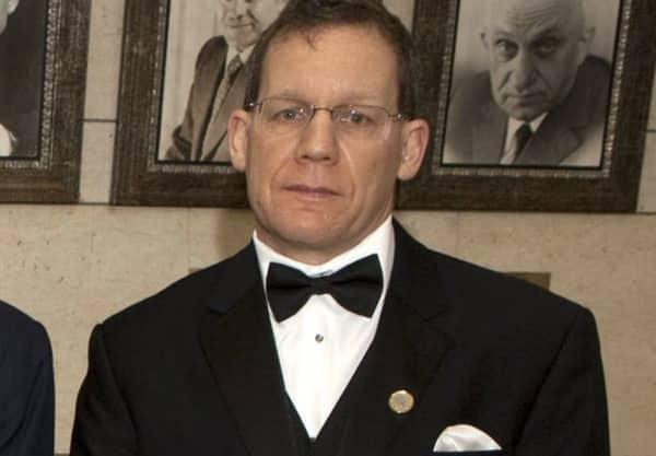 Traitor Charles Lieber