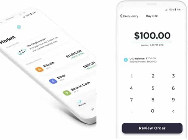 bitcoin gemini app