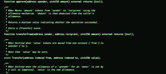 zkSync contract code, June 2020