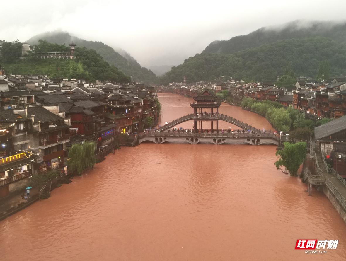 Rainfall in China, June 2020