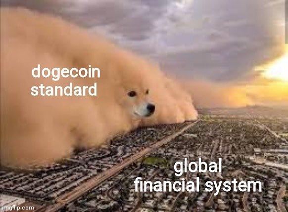 Dogecoin meme by Elon Musk, July 2020