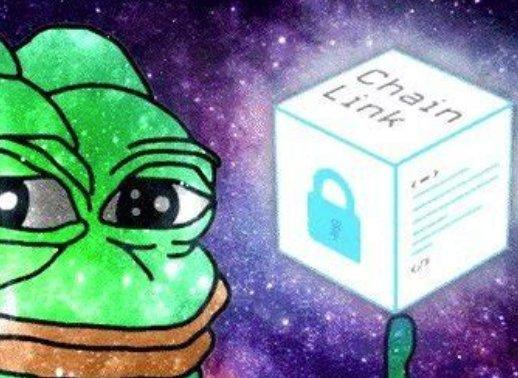 Chainlink meme