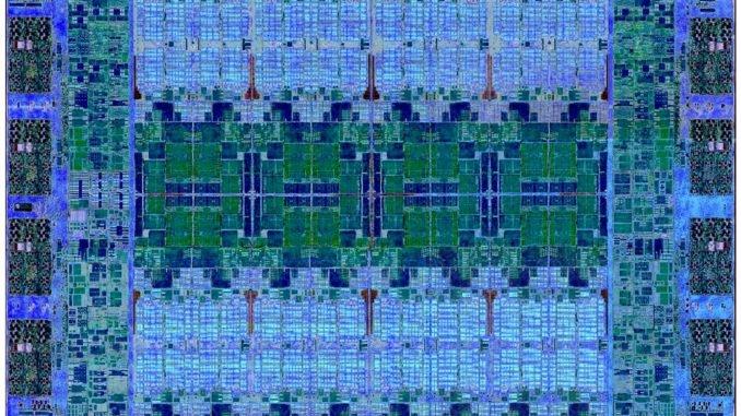 IBM 7nm chip, August 2020