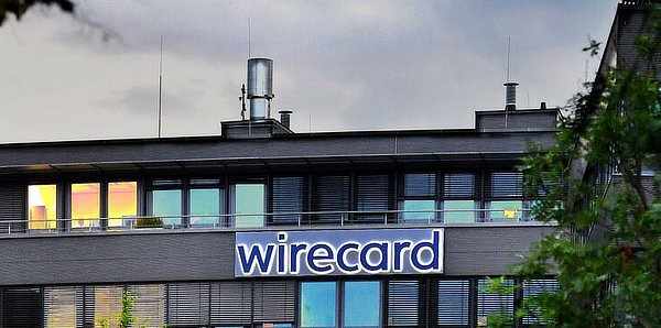 Wirecard offices