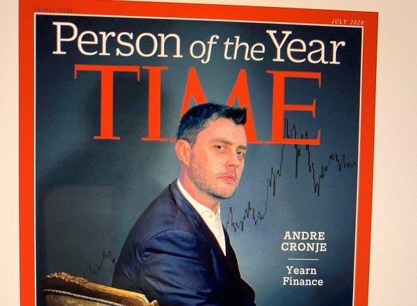 Andre Cronje meme, Sep 2020