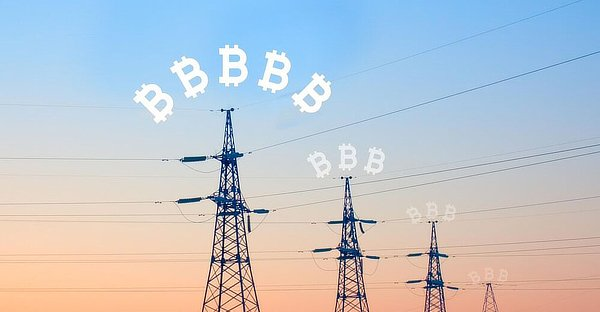 Bitcoin electricity mining abstract