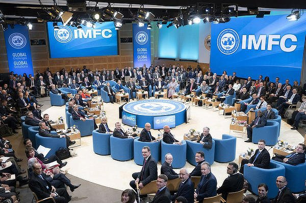IMF council, October 2020