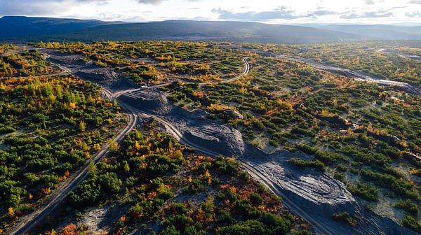 Sukhoi Log gold mine