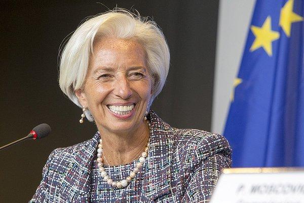 ECB's Lagarde