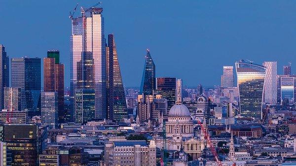 London city 2019.
