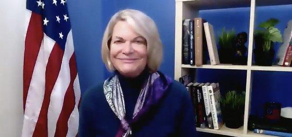 Lummis bitcoiner senator, Nov 2020