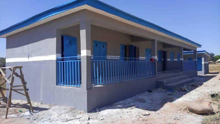 Paxful school built with bitcoin in Nigeria, Dec 2020