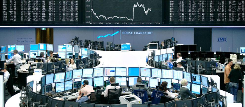 Deutsche Bourse stock market