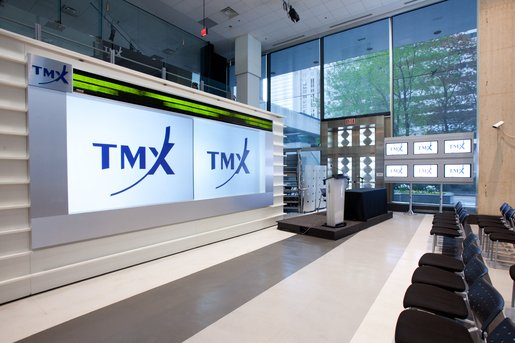 TMX operator of Toronto Stock Exchange