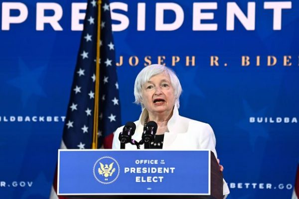 """""""Act Big"""" Says Yellen"""