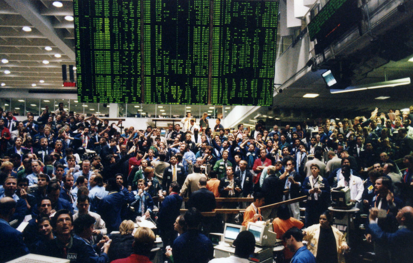 CBOE back when
