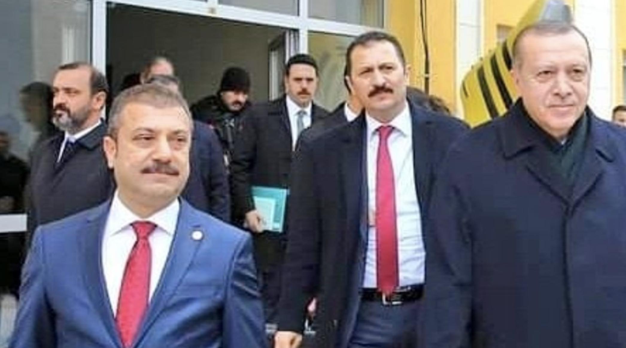 Kavcıoğlu erdogan