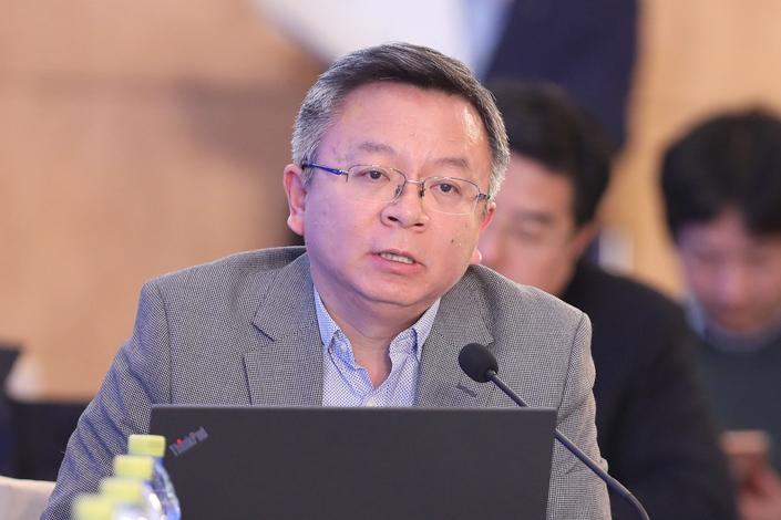 Li Bo, PBoC deputy