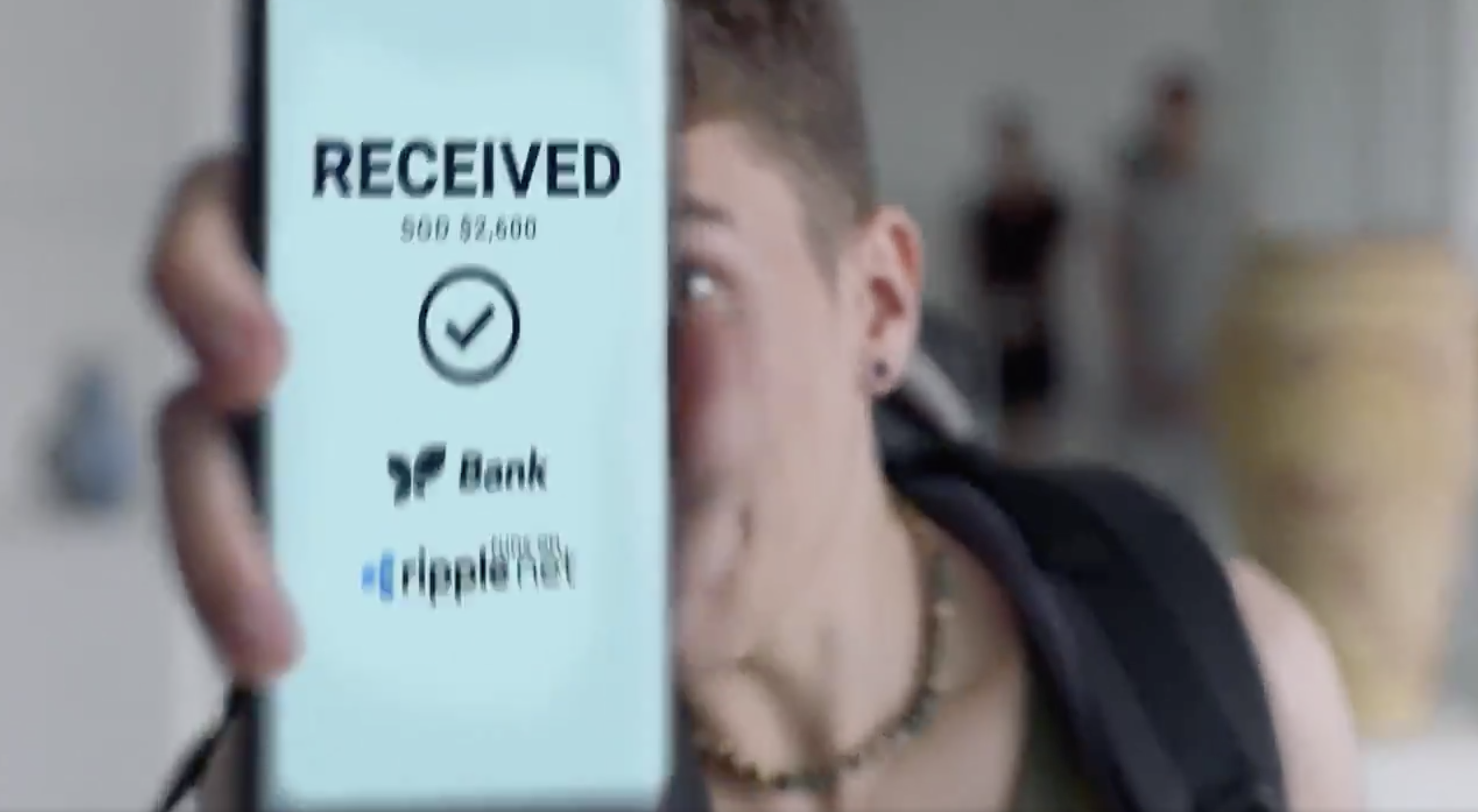 Ripple XRP ad