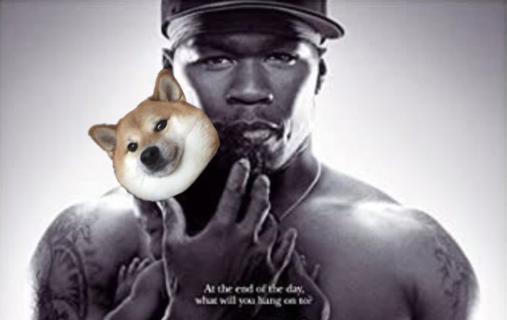 Dogecoin 50 Cents