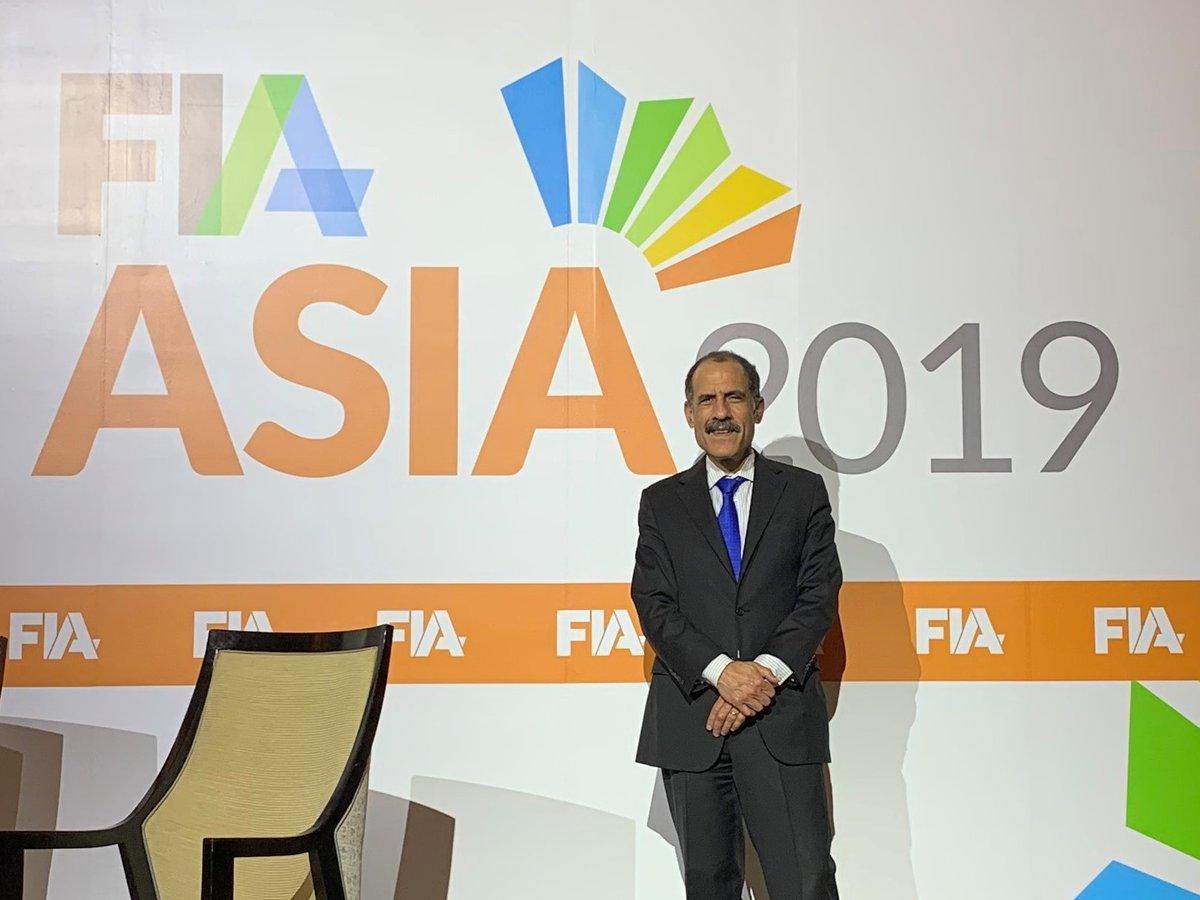 Dan Berkovitz at FIA Asia 2019