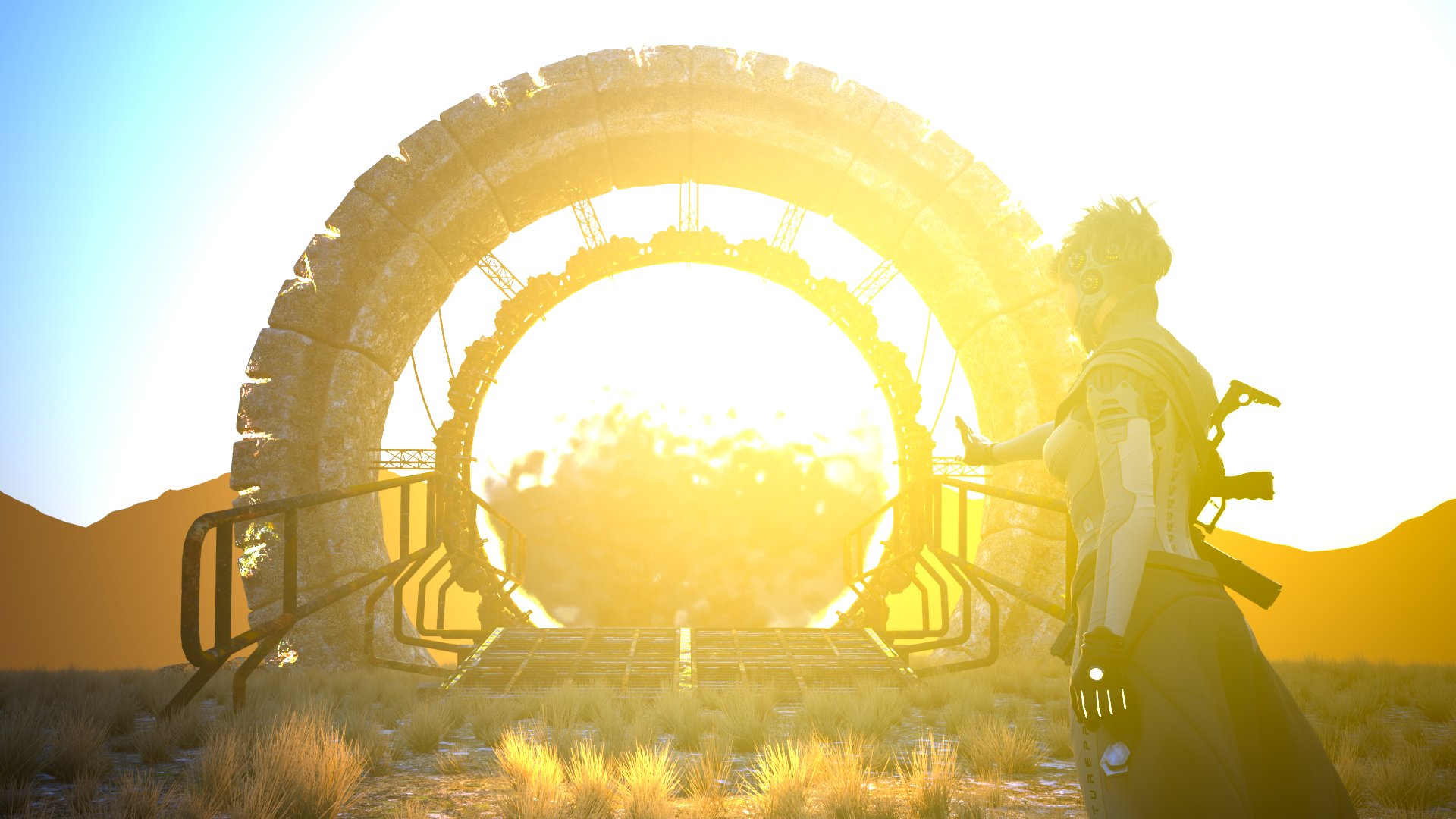 Age of Rust, NFT game